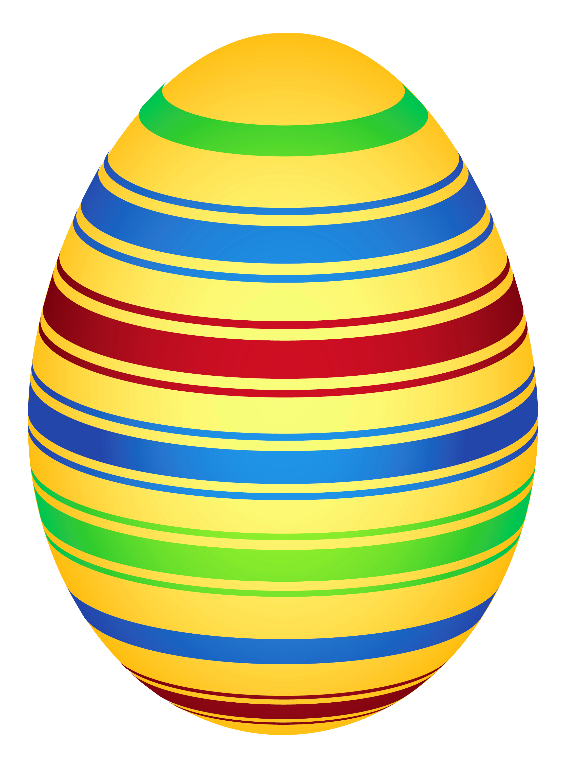 Cool clipart easter. Yellow colorful egg png
