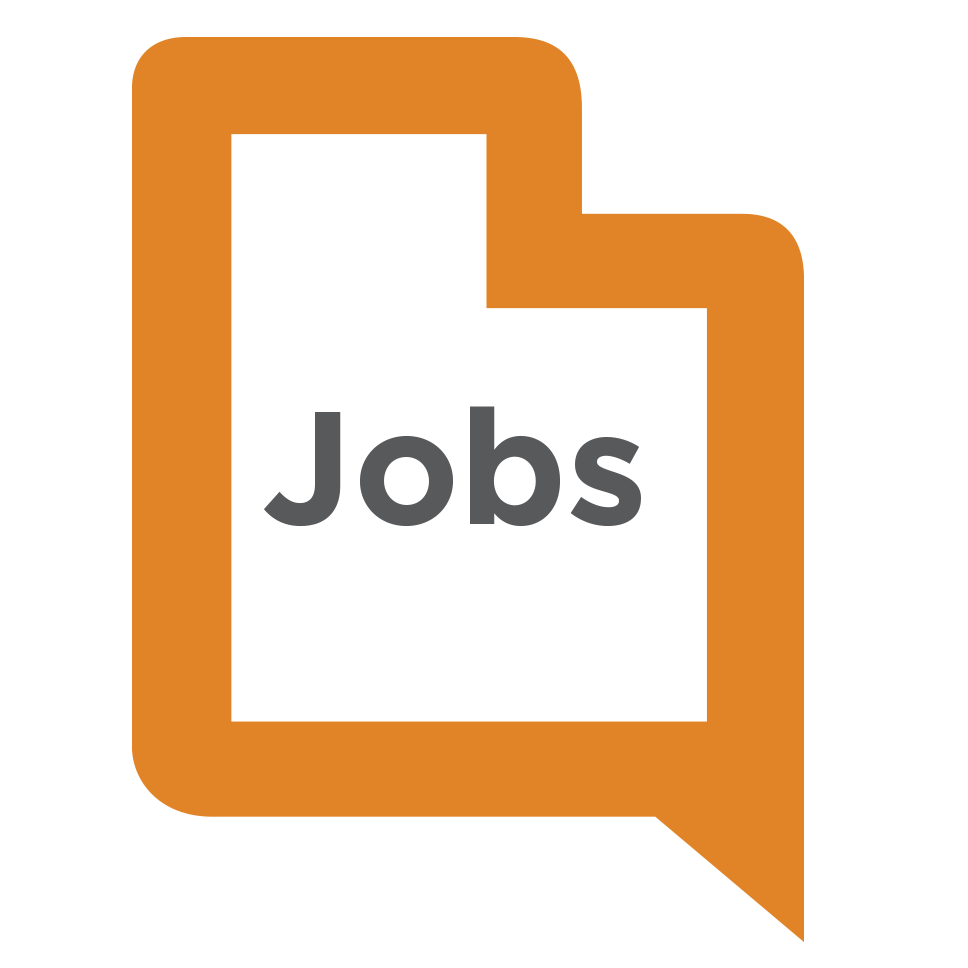 Home icon. Jobs clipart employment