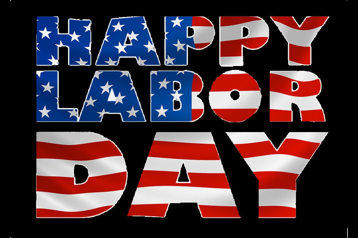 Clipart calendar labor day. No school logan high