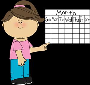 Math clipart calendar. Tanelli marci
