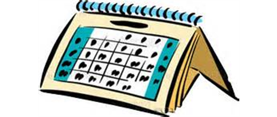 Person clipart calendar. Home inperson registration dates