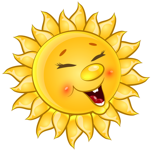 Good morning no words. Heat clipart cute