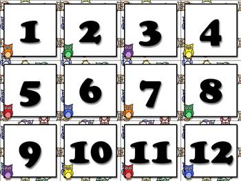 Clipart calendar number. Numbers worksheets teaching resources