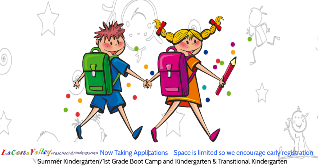 Academic kindergarten and first. Schedule clipart summer