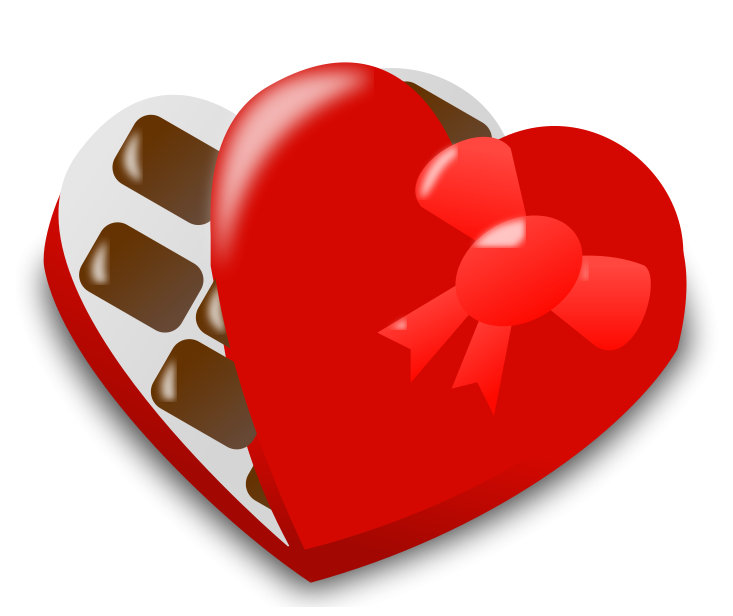 Valentines day chocolates png. Valentine clipart chocolate