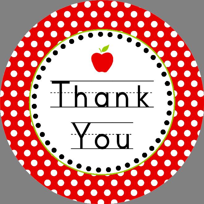 Happy appreciation week rockcastle. Clipart teacher thank you