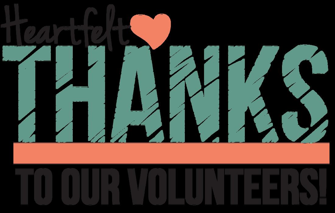National volunteer appreciation week. Thanks clipart thnak