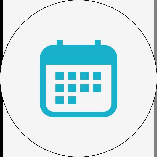Clipart calendar weekday. Home hopskipdrive calendarpng