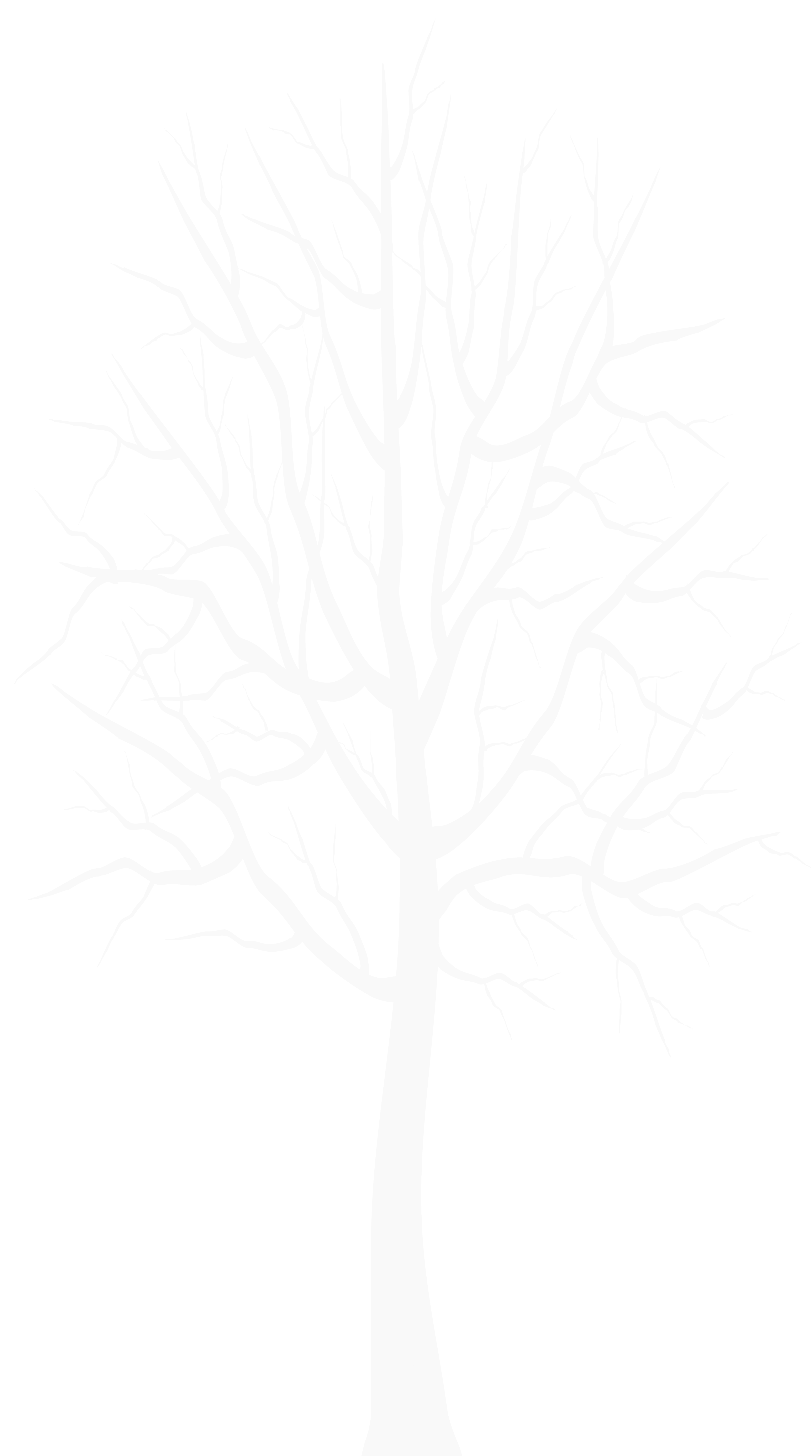 Winter clipart plant. White tree transparent png