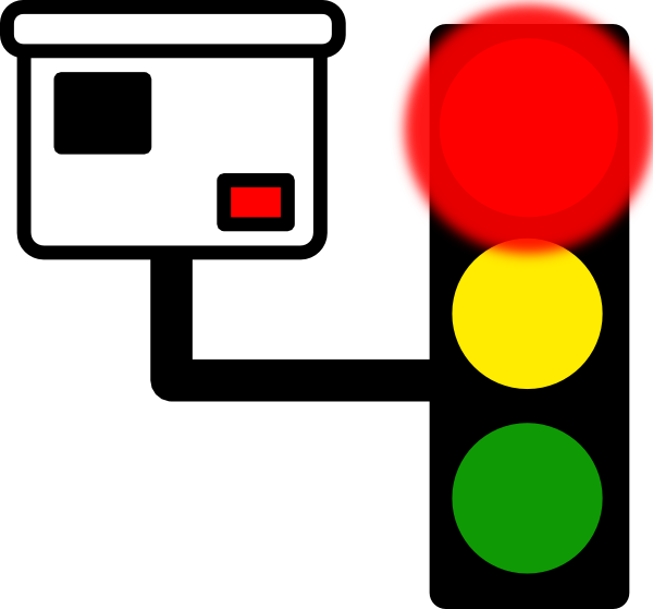 Camera flash animation panda. Dot clipart blinking red