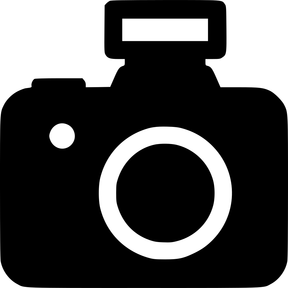 Yps flash lens photo. Photography clipart cinema camera