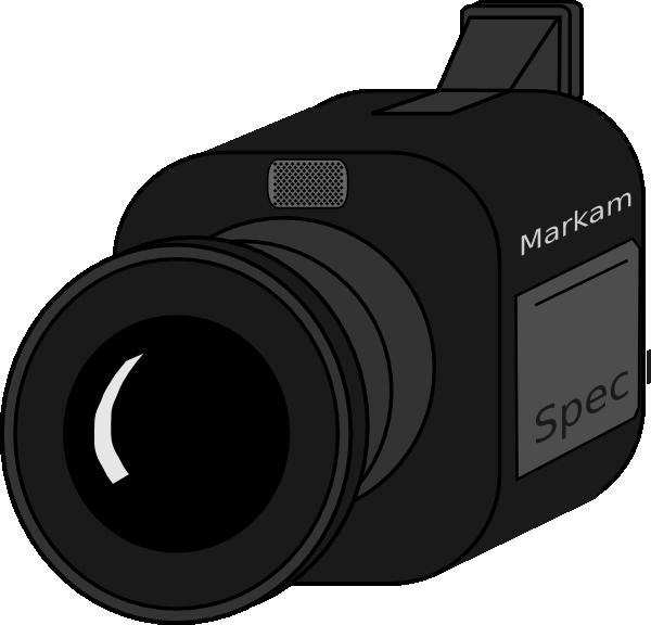 Video camera clip art. Movie clipart recorder
