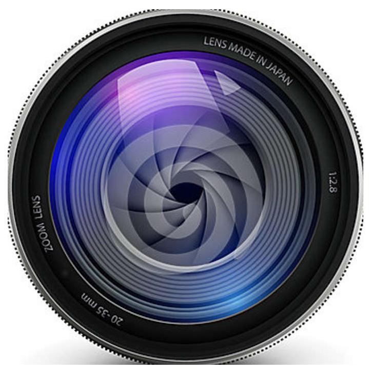 clipart camera camera lens