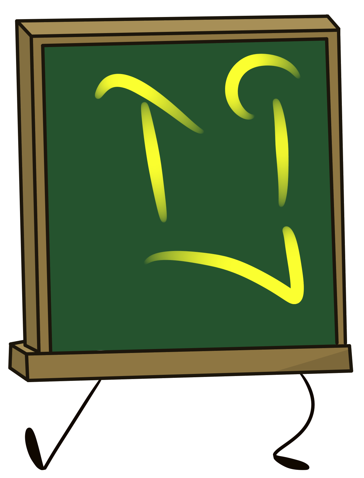 Pencil clipart chalkboard. Image png battle for