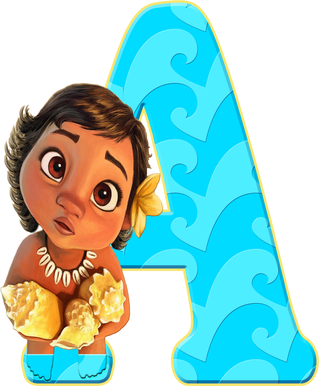 Baby free icons and. Moana clipart oar