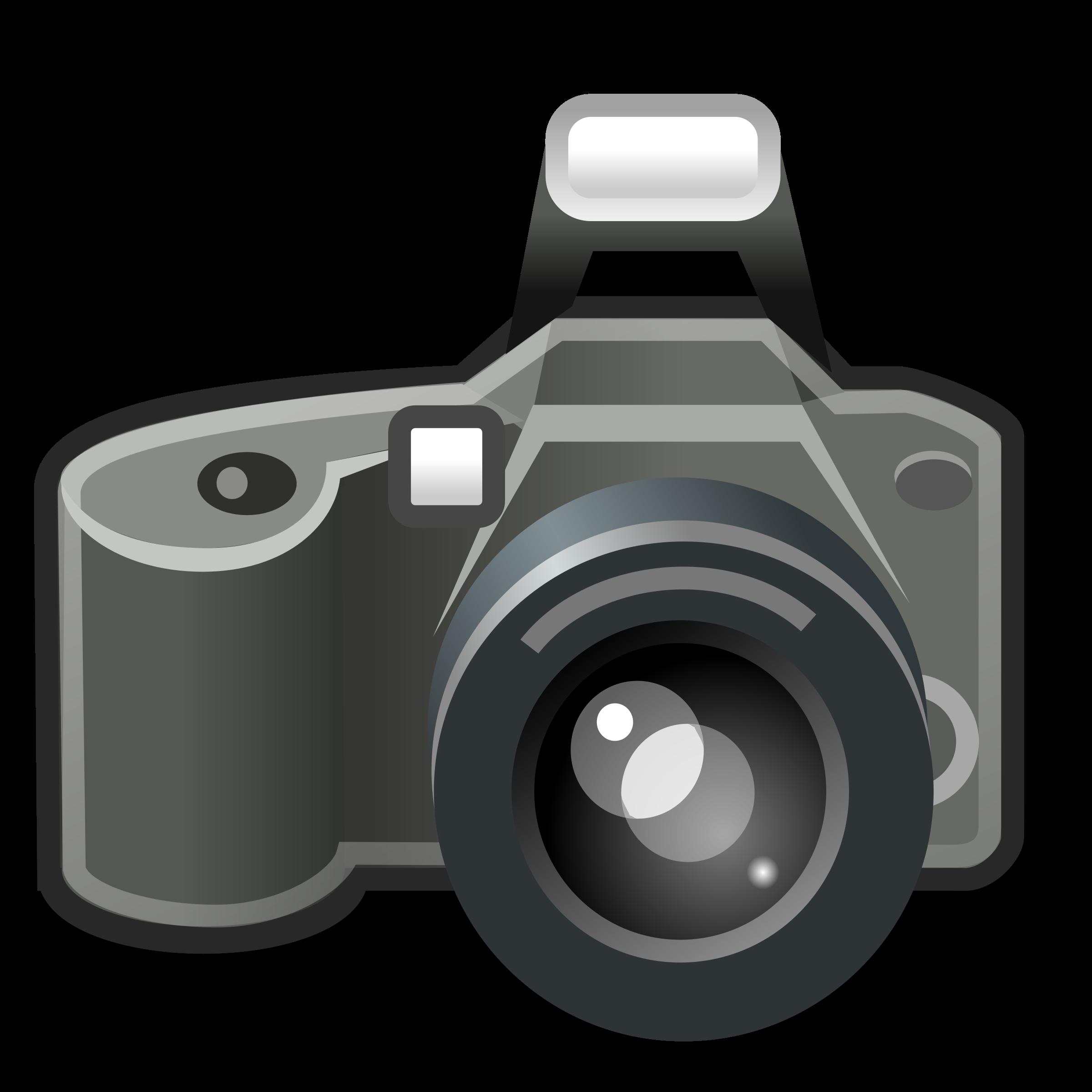 Computer clipart digital camera. Tango photo big image