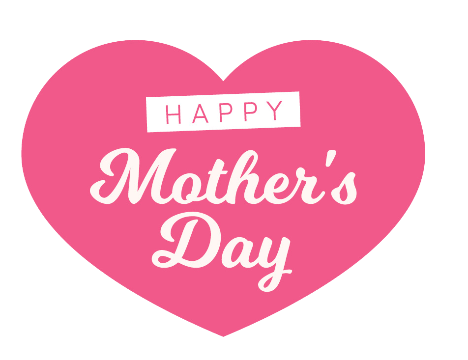 Heartbeat clipart red. Download happy mothers day