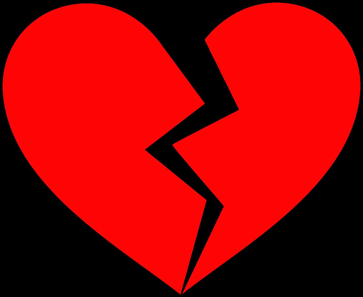 File broken heart svg. Hearts clipart camera