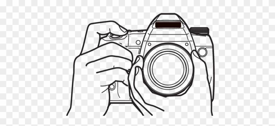 Png pinclipart . Clipart camera line art