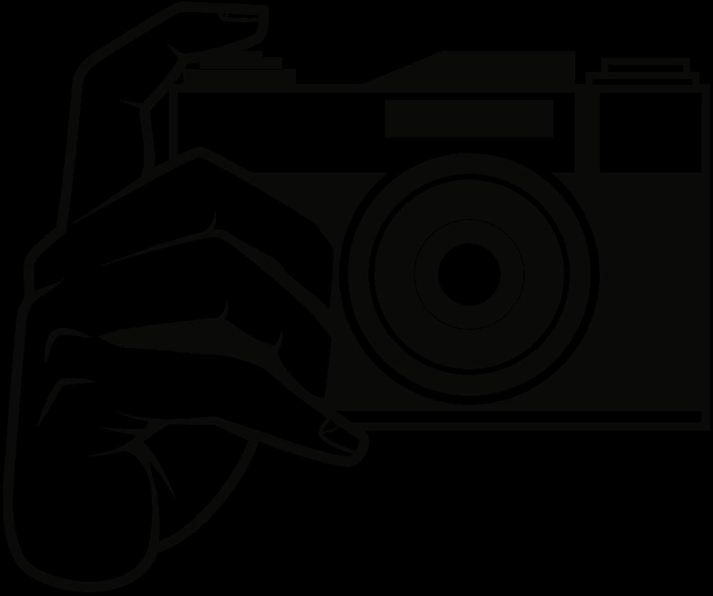 Onlinelabels clip . Clipart camera line art
