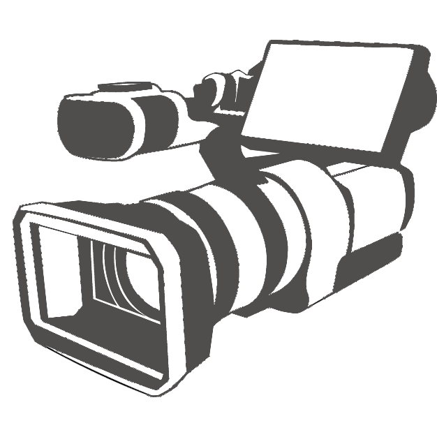 Sources and encoding broadcast. Film clipart video