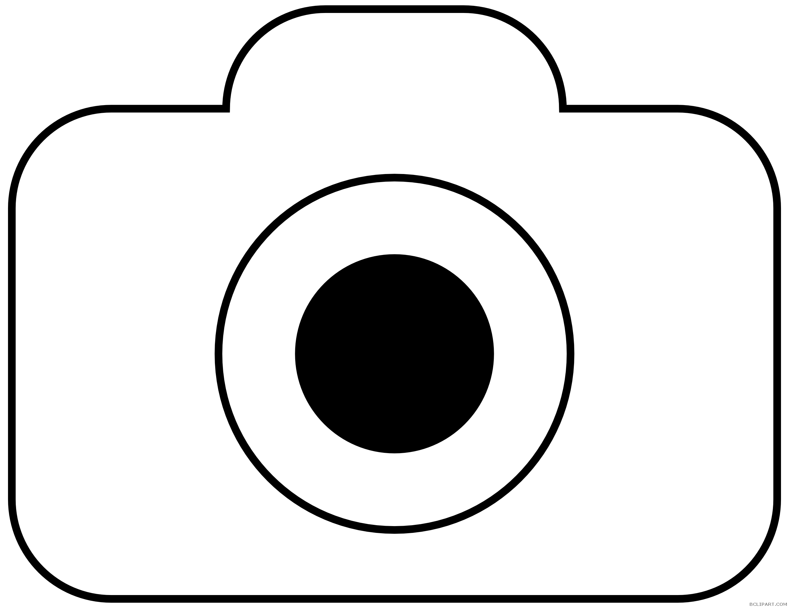Bclipart tools free images. Clipart camera outline