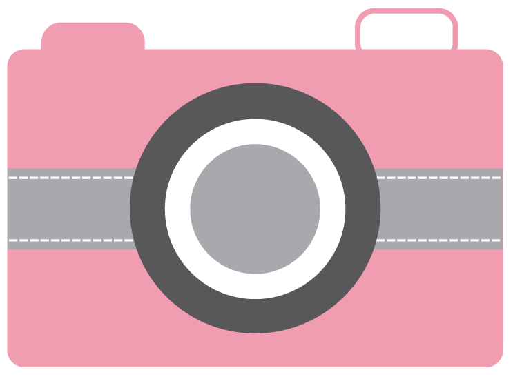 Pastel free collection download. Photographer clipart pink camera