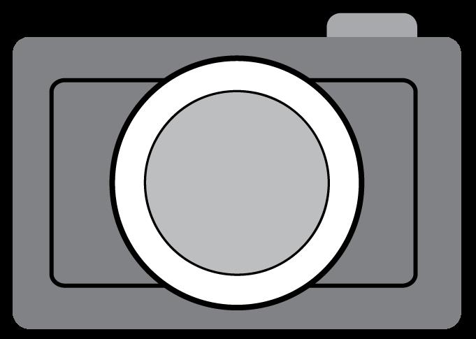 Clipart camera photo session. Comb cartoon graphics illustrations