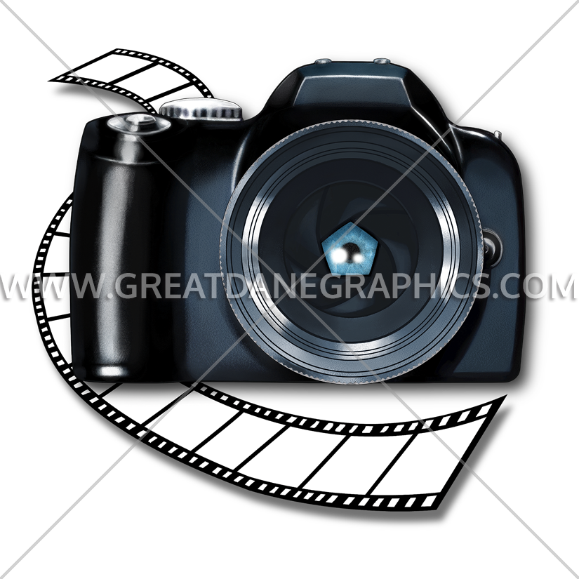 Photographer clipart photography club. Production ready artwork for