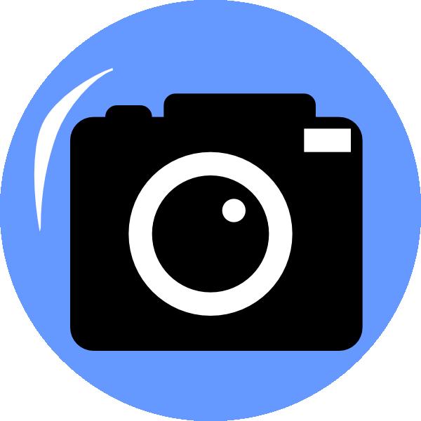 Clip art at clker. Clipart camera polaroid camera