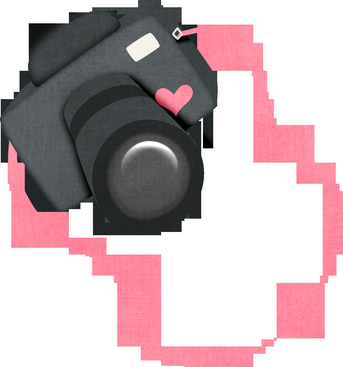 Pin by borboletasbyceci on. Scrapbook clipart camera