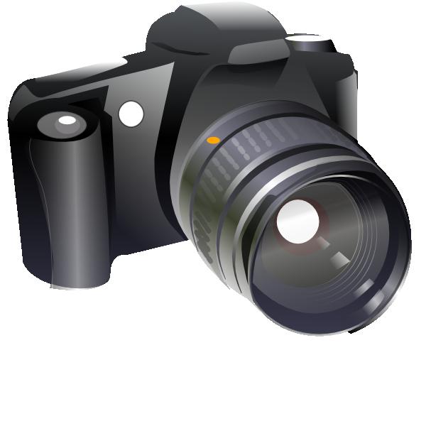 Clip art at clker. Clipart camera slr camera
