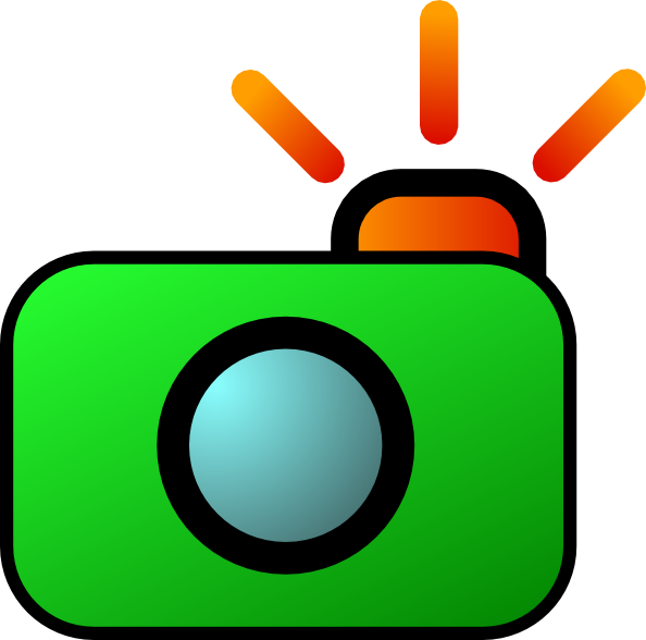 Yearbook clipart camera flash. Clip art at clker