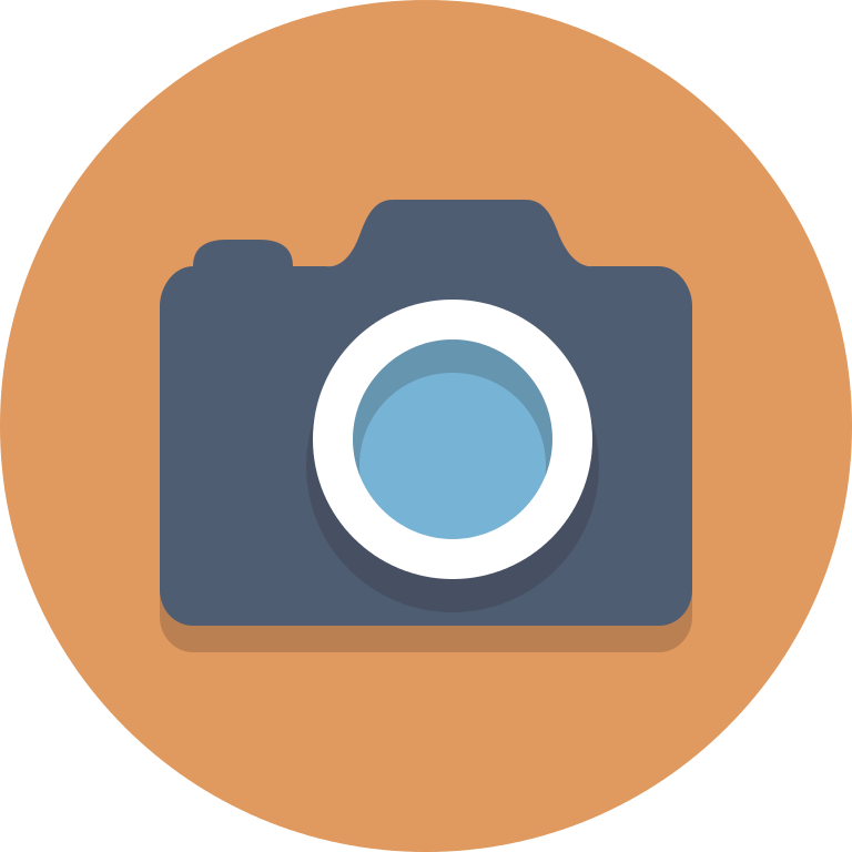File icons camera svg. Discussion clipart circle