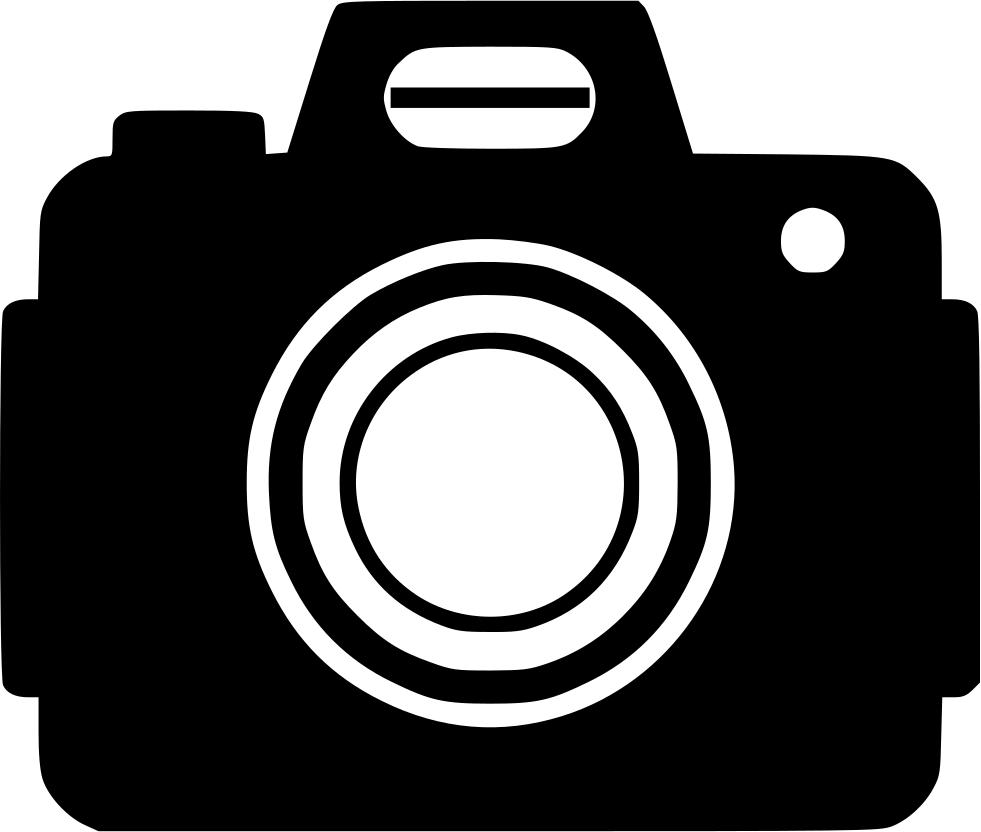 Dslr svg png icon. Computer clipart digital camera