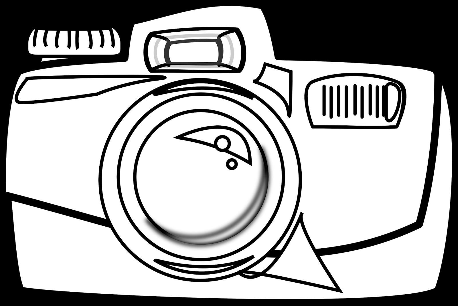 Hand clipart camera. Cartoon drawing at getdrawings