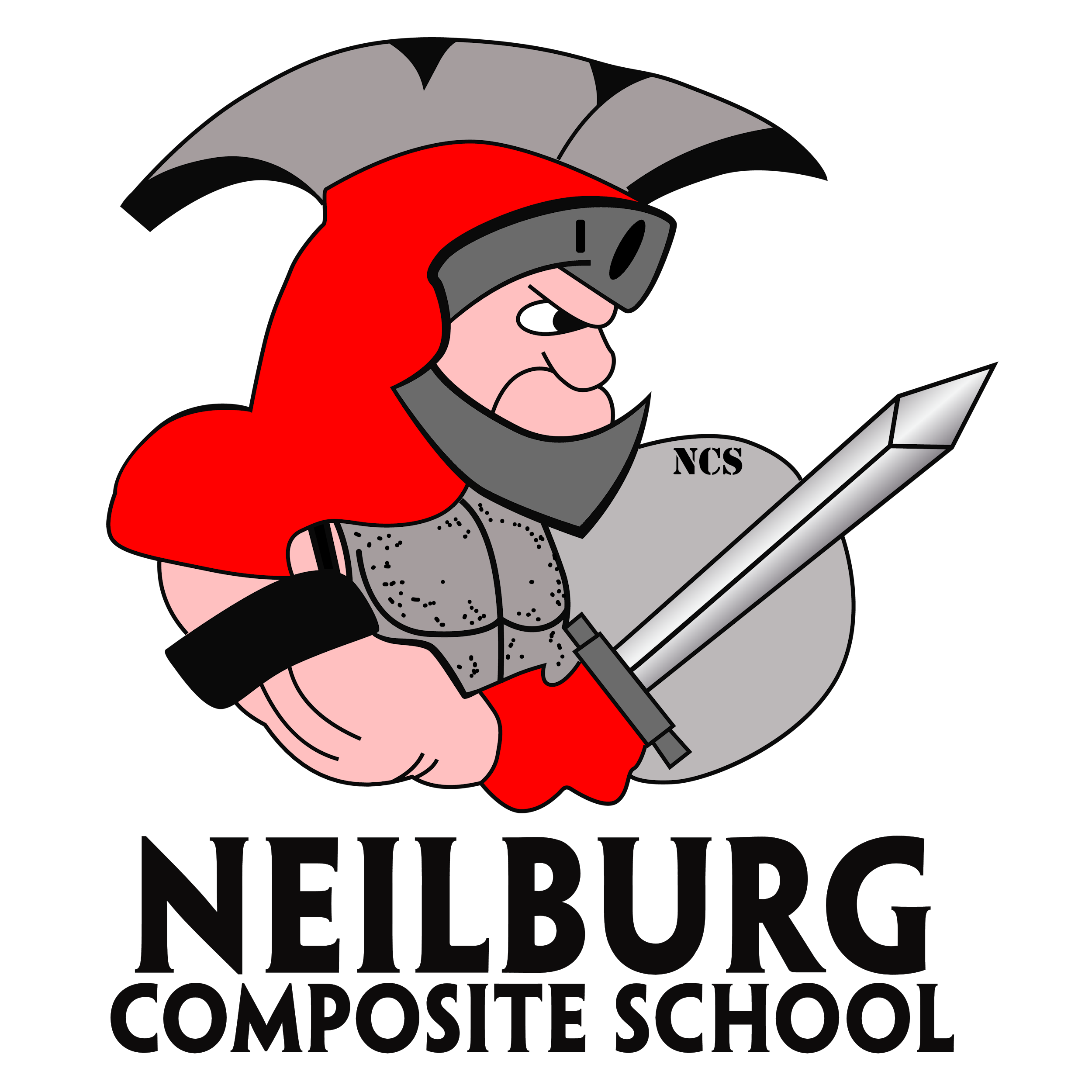 Neilburg composite school to. Mail clipart welcome letter