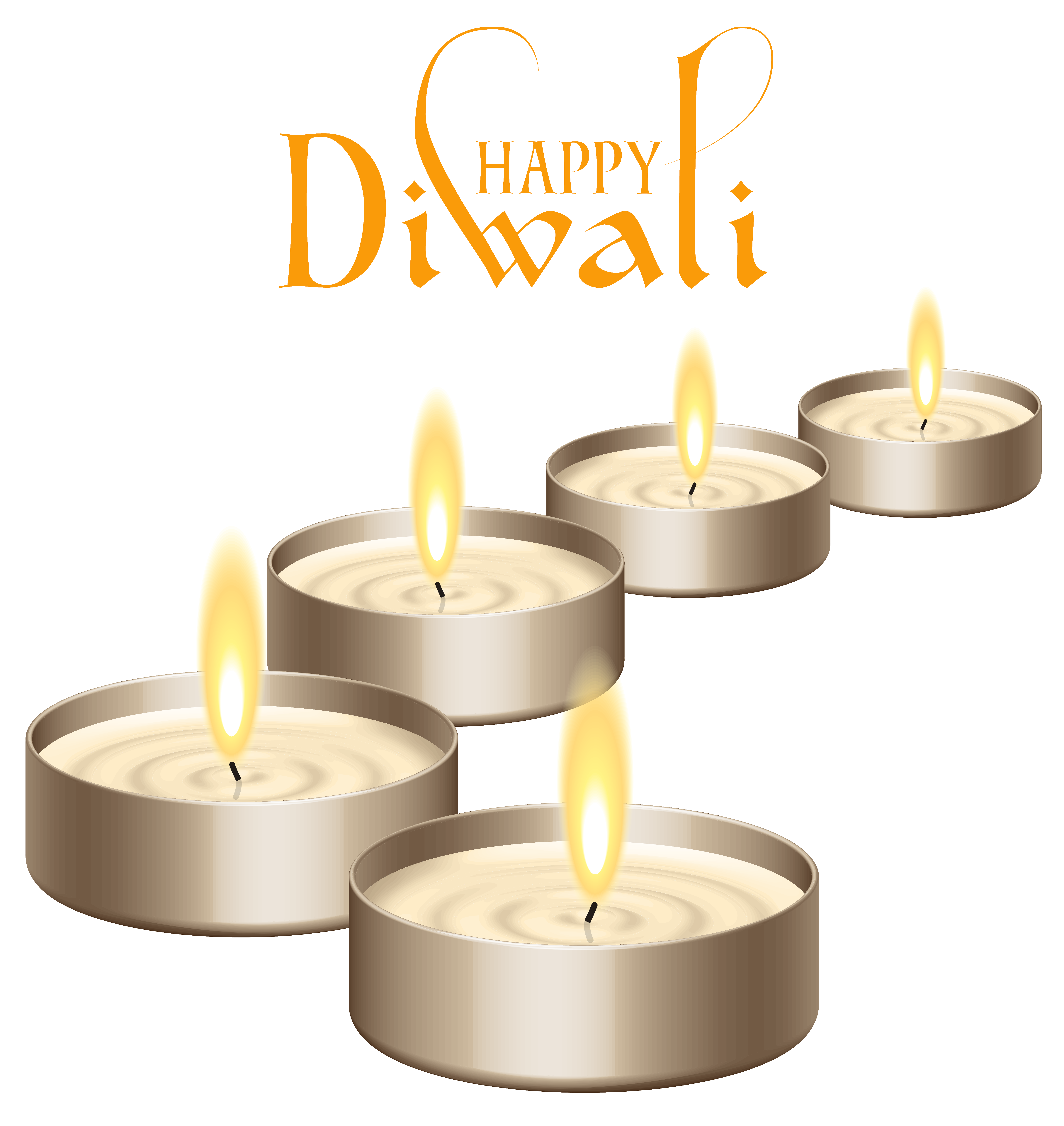 Happy diwali candles png. Free clipart candle