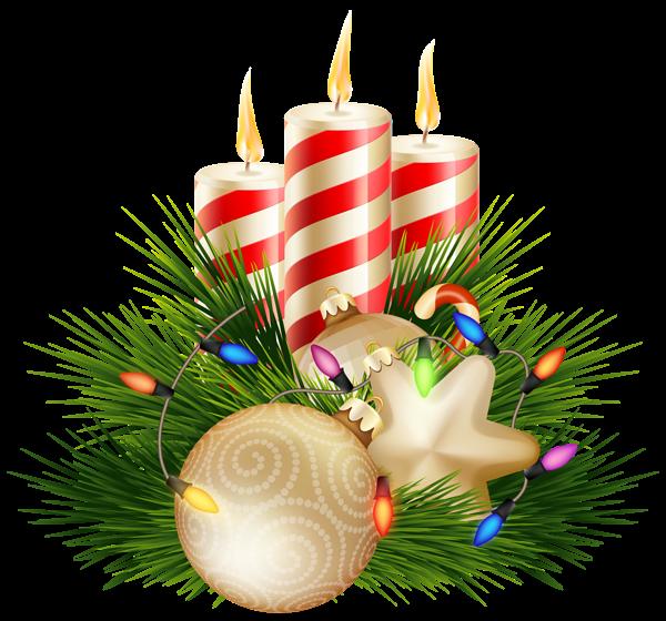 Candle decorative png image. Clipart christmas scripture