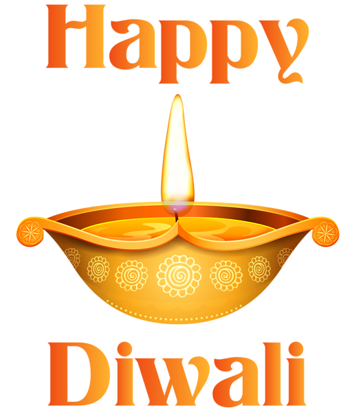 Happy diwali candle transparent. Mail clipart msg