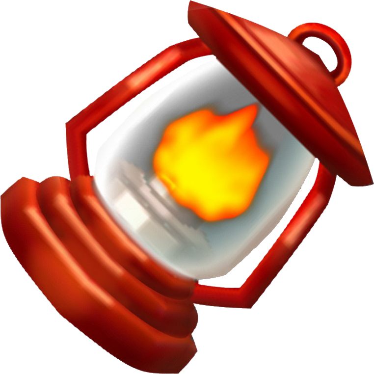 Torch clipart lanterns. Lantern zeldapedia fandom powered