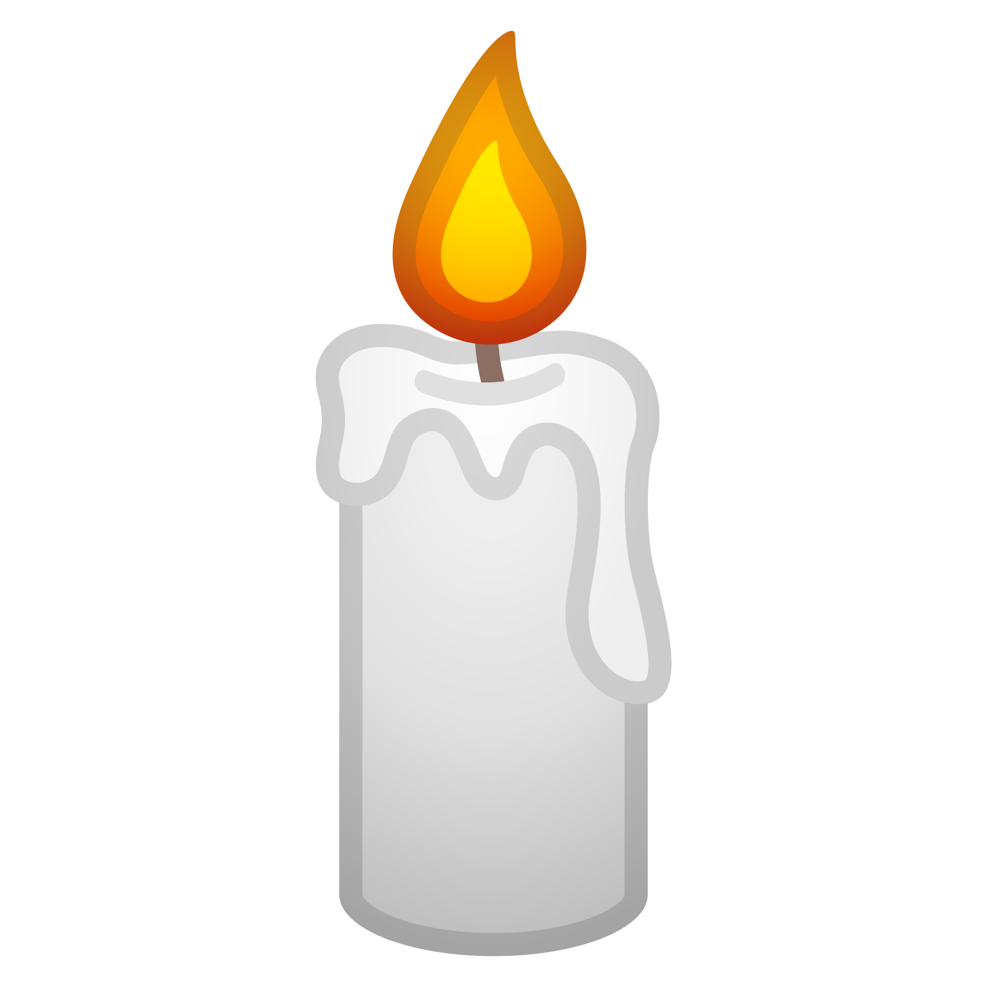 Clipart Candle Emoji Transparent FREE For