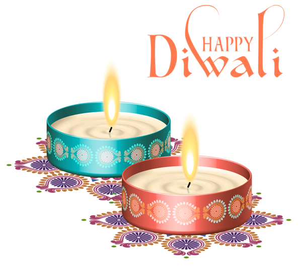 Gift clipart diwali. Happy nice candles png