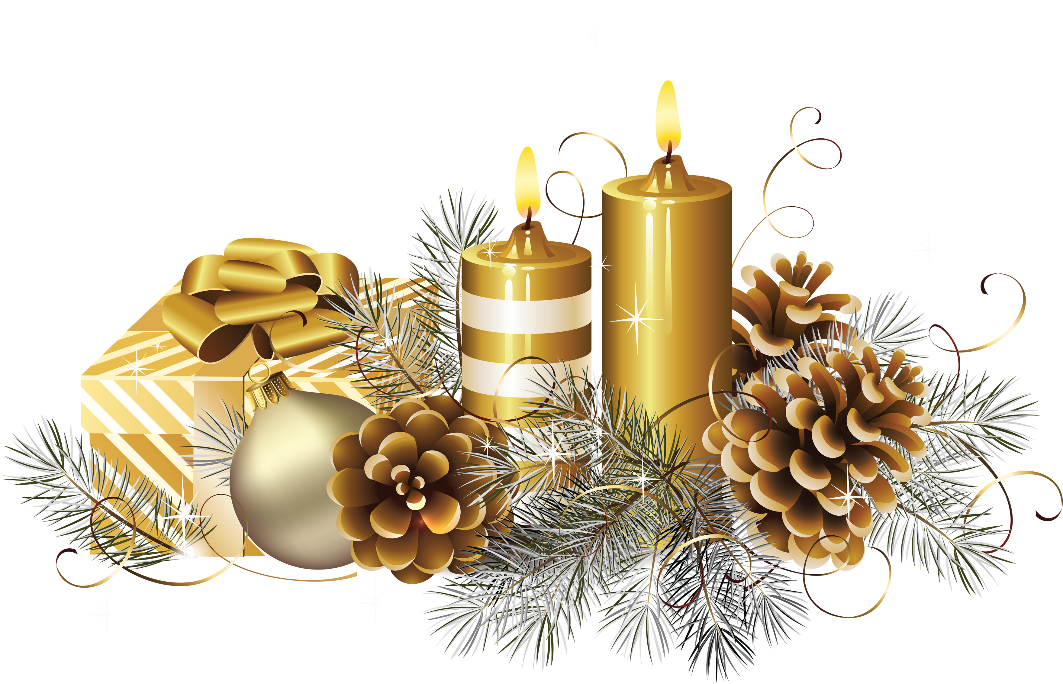 Christmas s png image. Clipart candle holiday candle