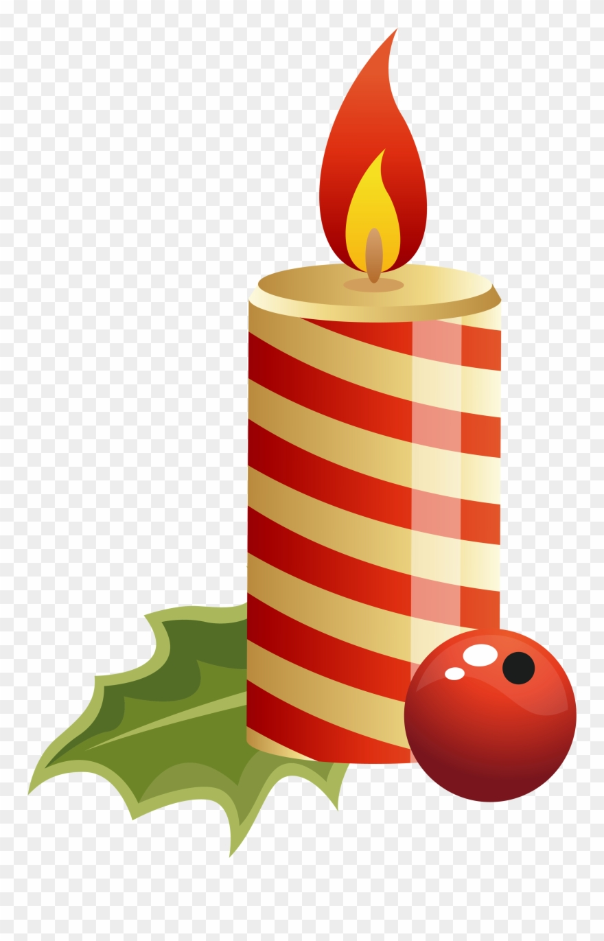 clipart candle holiday candle