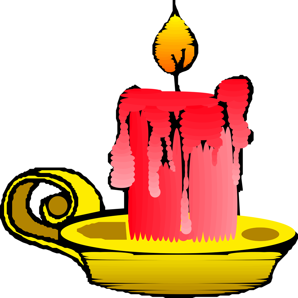 Heat clipart object. Candle free stock photo