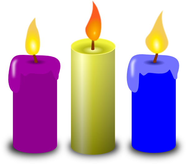 Clipart easter candle. Drawn kandila free on