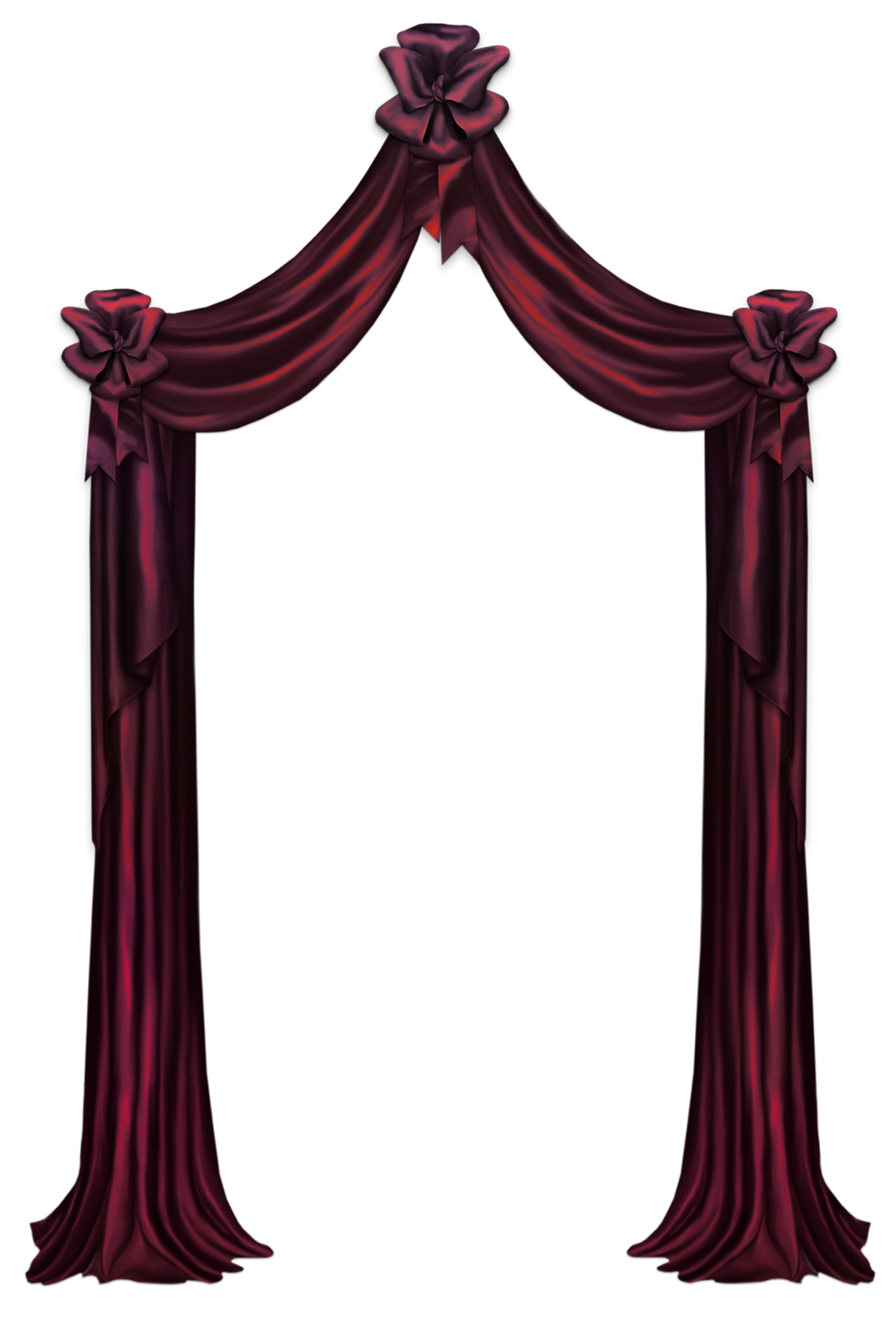 Curtain clipart elegant. Window with curtains stunning