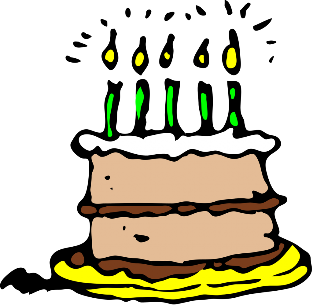 Clipart food party. Adult birthday clip art