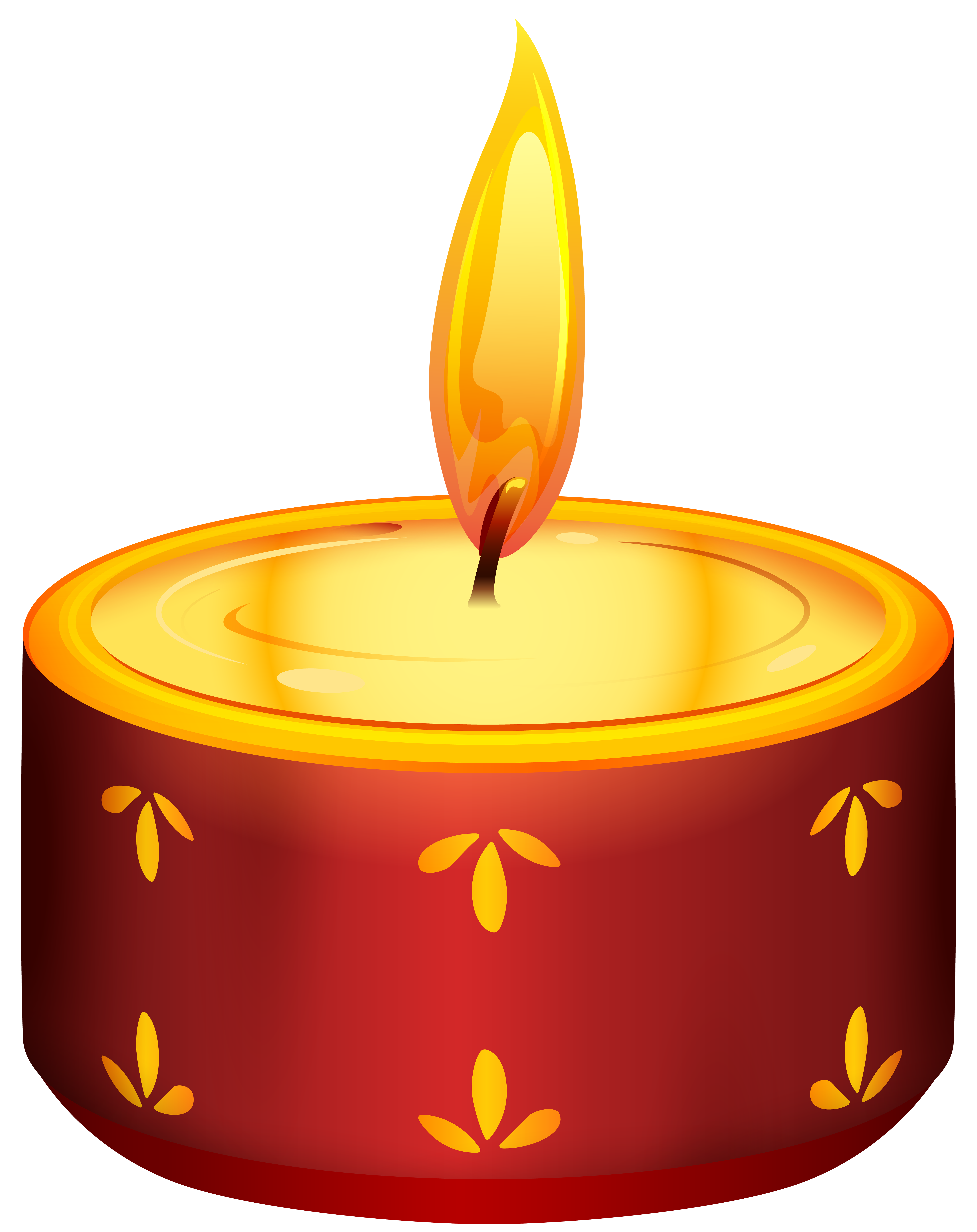 Clipart flames oil. Diwali red candle transparent